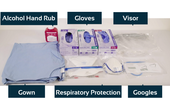 medical personal protective equipment